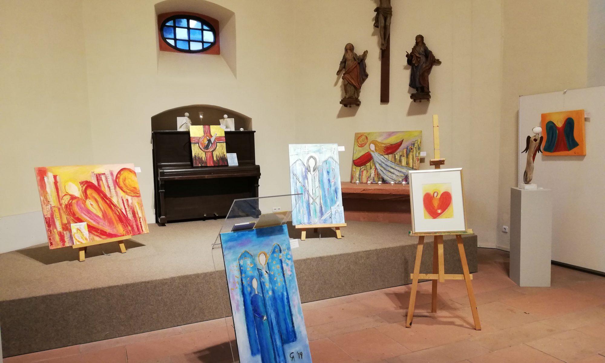 Engelausstellung Kelkheim